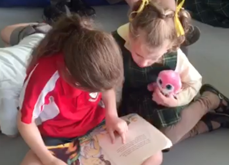 Book Buddies Reading